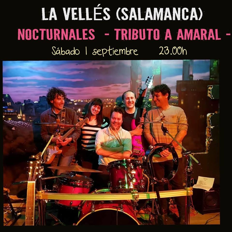 La Vellés Nocturnales Septiembre 2018