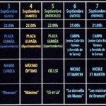 Programa Santa Marta de Tormes Volatiritormes Septiembre 2018