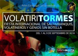 Santa Marta de Tormes Volatiritormes Septiembre 2018