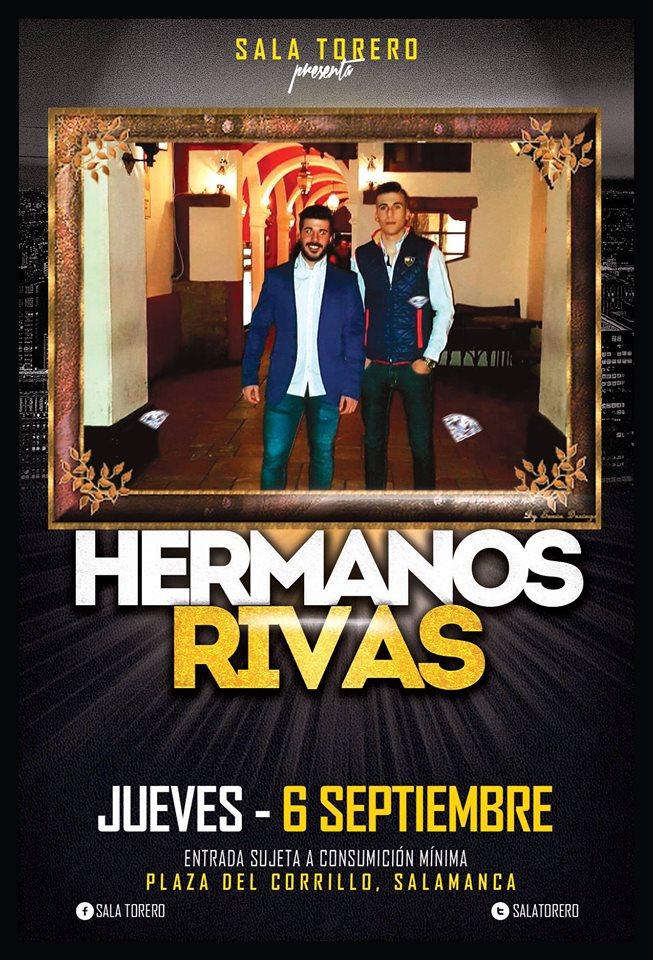 Sala Torero Hermanos Rivas Salamanca Septiembre 2018
