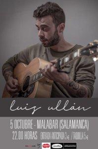 Malabar Luis Ullán Salamanca Octubre 2018
