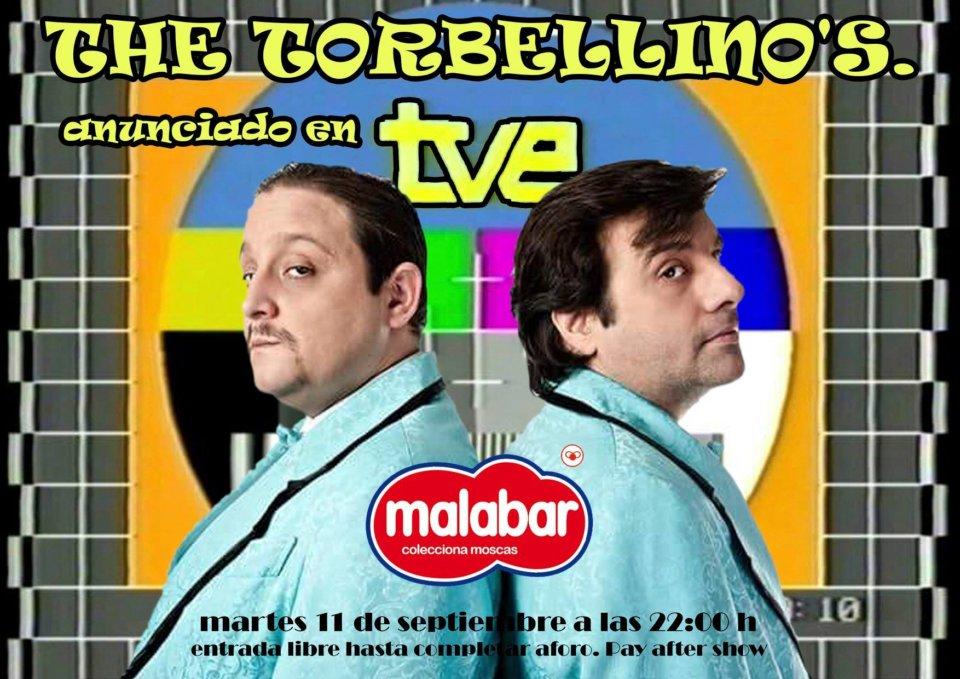 Malabar The Torbellino's Salamanca Septiembre 2018