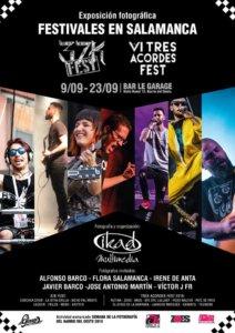 Le Garage MCC Festivales en Salamanca Septiembre 2018