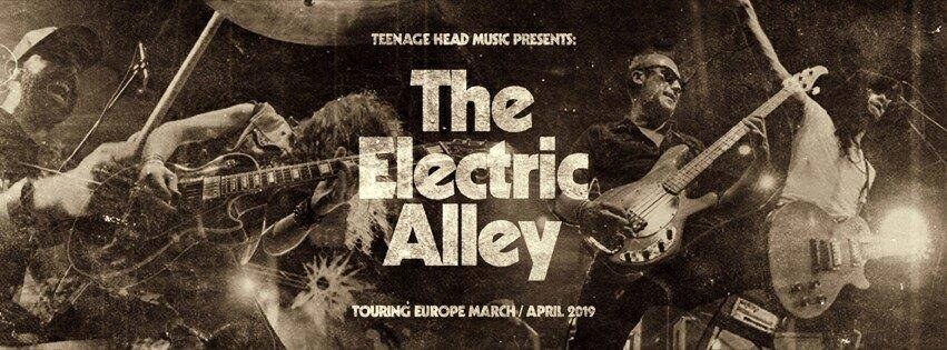 La Alquítara The Electric Alley Béjar Octubre 2018
