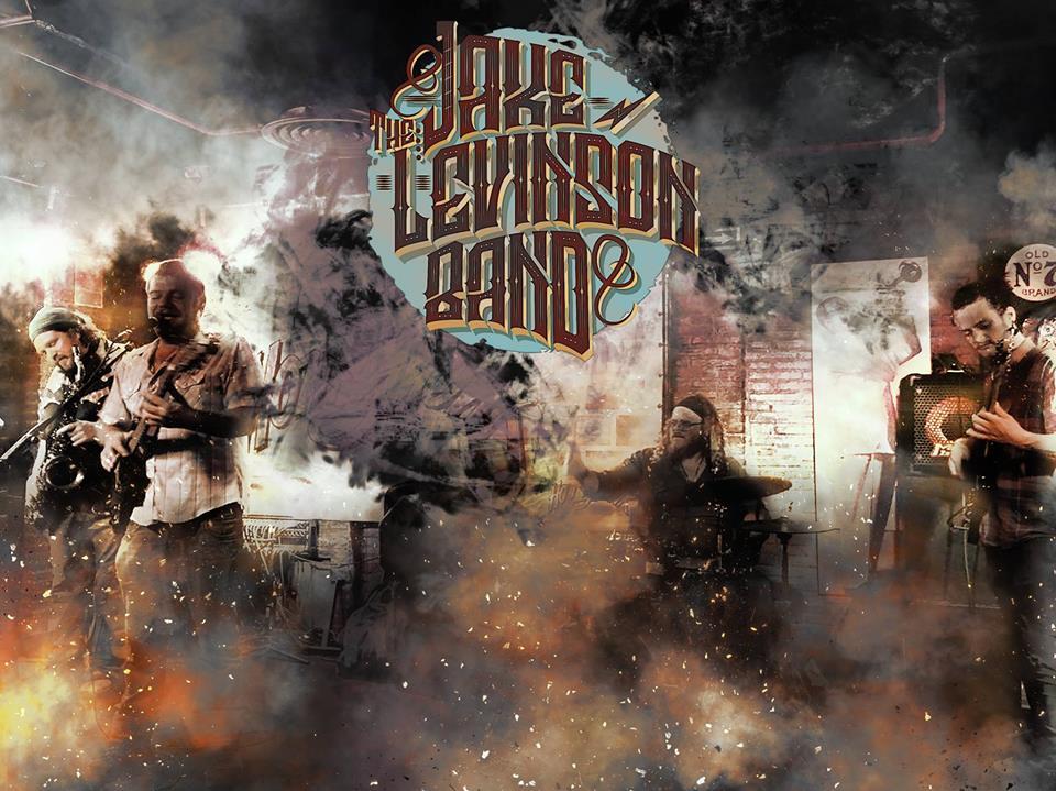 La Alquítara Jake Levinson Band Béjar Octubre 2018