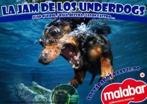 Malabar La Jam de los Underdogs Salamanca Septiembre 2018