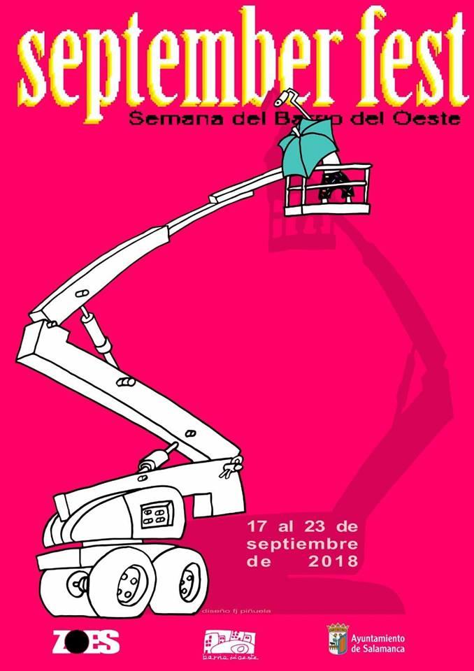 Salamanca September Fest ZOES Septiembre 2018