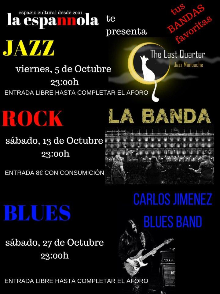 La Espannola Octubre 2018 Salamanca