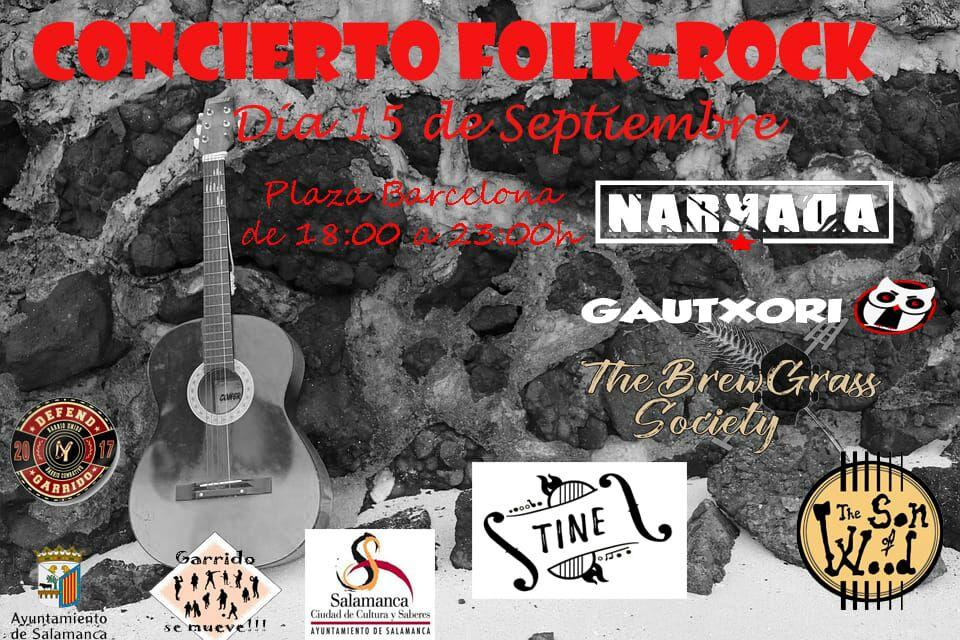 Ferias y Fiestas 2018 Garrido se mueve Salamanca Septiembre