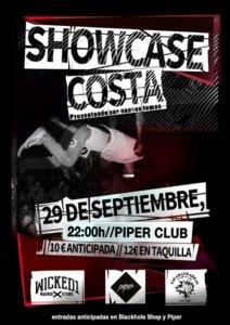 Piper Club Costa Salamanca Septiembre 2018
