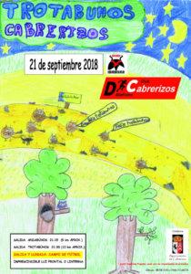 Cabrerizos Trotabúhos Septiembre 2018
