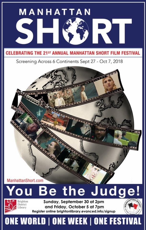 Museo del Comercio y de la Industria Manhattan Short Film Festival Salamanca Octubre 2018