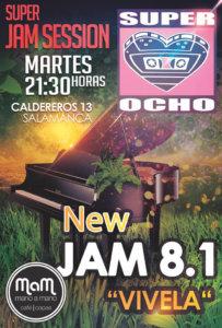Super 8 Jam Session 8.0 Salamanca