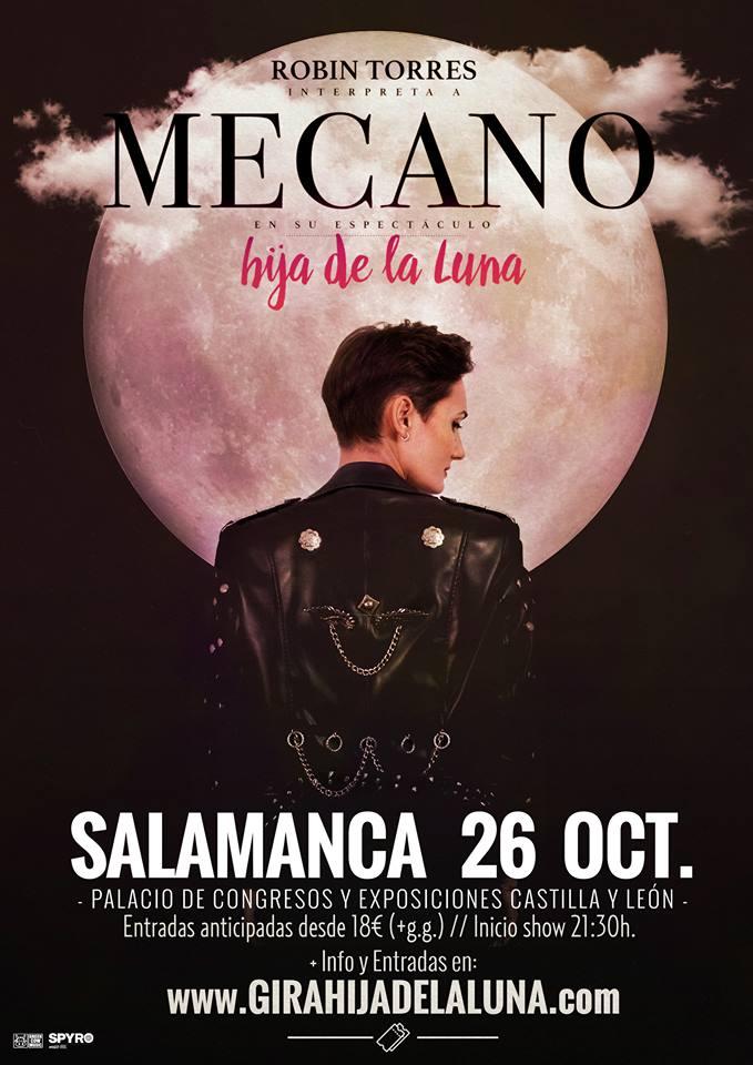 Palacio de Congresos y Exposiciones Hija de la Luna Salamanca Octubre 2018
