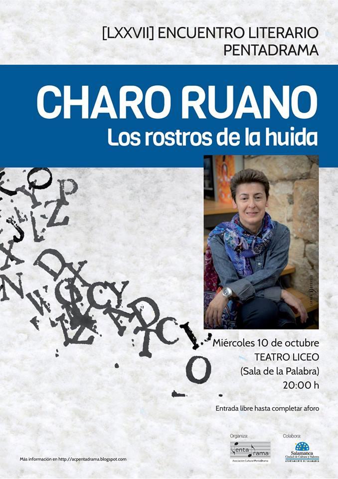 Teatro Liceo Charo Ruano Pentadrama Salamanca Octubre 2018