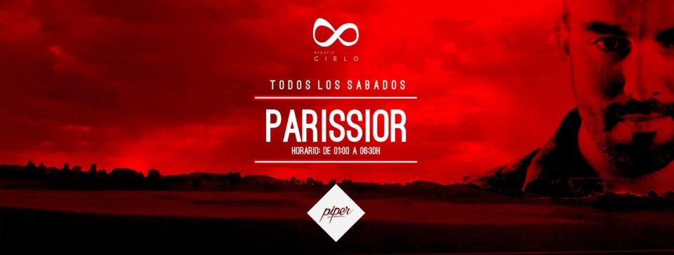 Piper Club Parissior Salamanca Octubre noviembre diciembre 2018