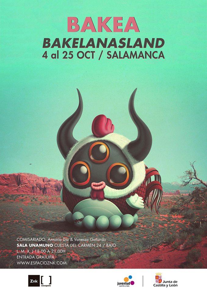 Sala Unamuno Bakea Zink Espacio Emergente Salamanca Octubre 2018