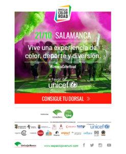 La Aldehuela Unicaja Color Road Salamanca Octubre 2018