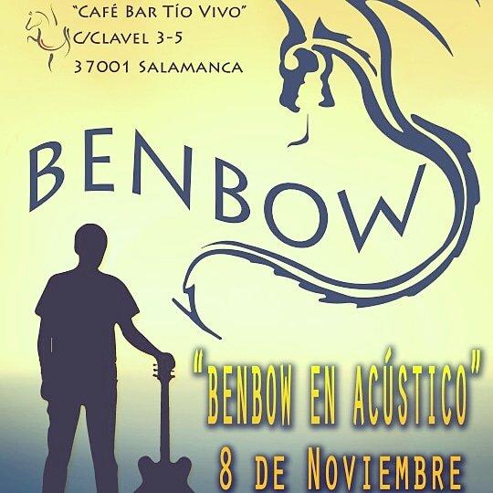 Tío Vivo Benbow Salamanca Noviembre 2018