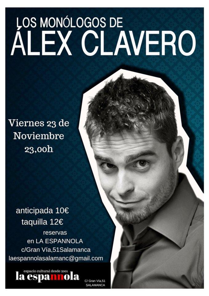 La Espannola Álex Clavero Salamanca Noviembre 2018