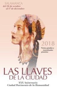 Salamanca XI Las Llaves de la Ciudad Octubre noviembre diciembre 2018