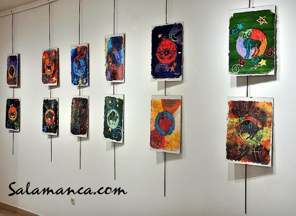 Espacio Joven Taller de Artes Plásticas y Visuales Salamanca Octubre 2018