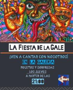 La Galería La Fiesta de La Gale Salamanca 2018-2019