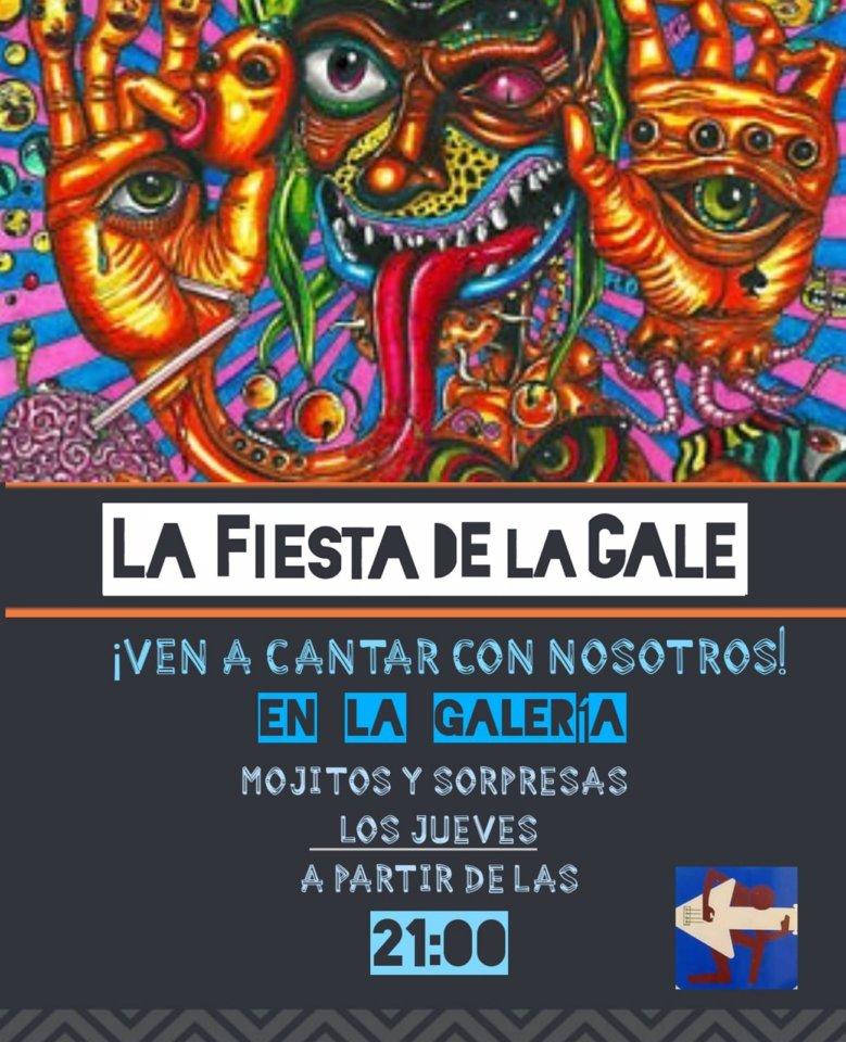 La Galería La Fiesta de La Gale Salamanca