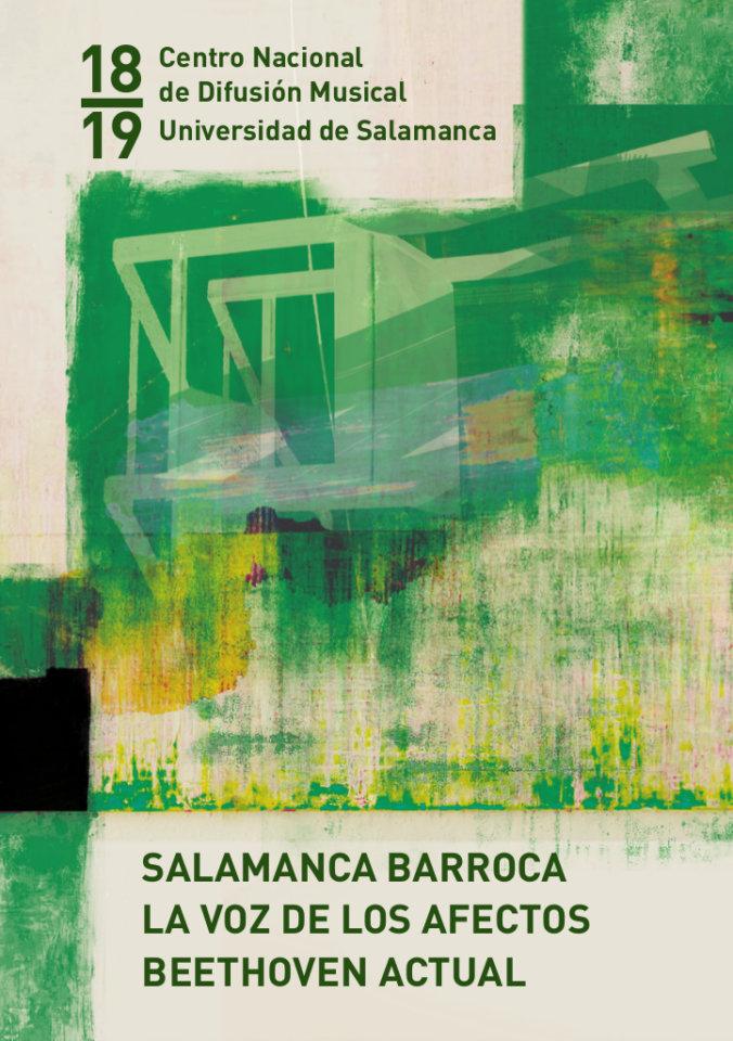 Salamanca Barroca 2018-2019 Universidad de Salamanca