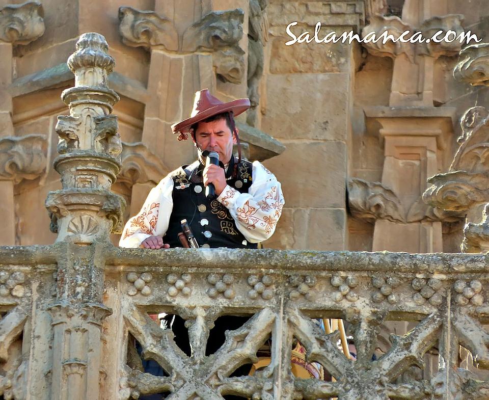 Ángel Rufino El Mariquelo, Salamanca