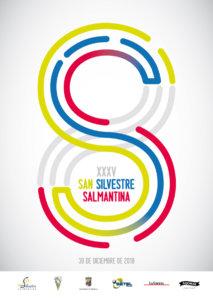 Salamanca XXXV Carrera Popular San Silvestre Salmantina Diciembre 2018