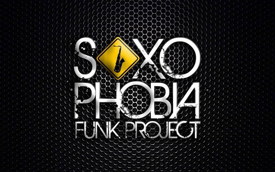 La Alquítara Saxophobia Funk Project Béjar Noviembre 2018