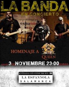 La Espannola La Banda Salamanca Noviembre 2018