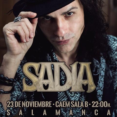 Centro de las Artes Escénicas y de la Música CAEM Sadia Conciertos Sala B Salamanca Noviembre 2018