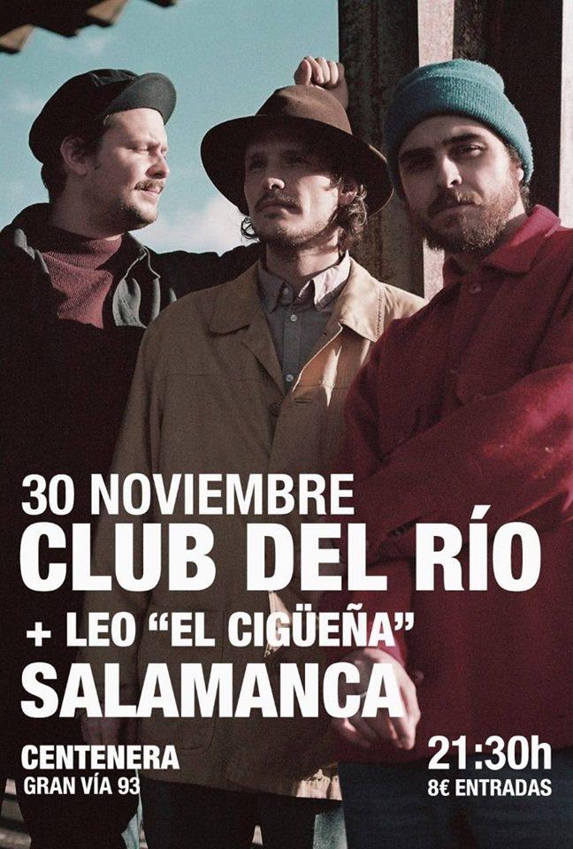 Centenera Club del Río Salamanca Noviembre 2018.