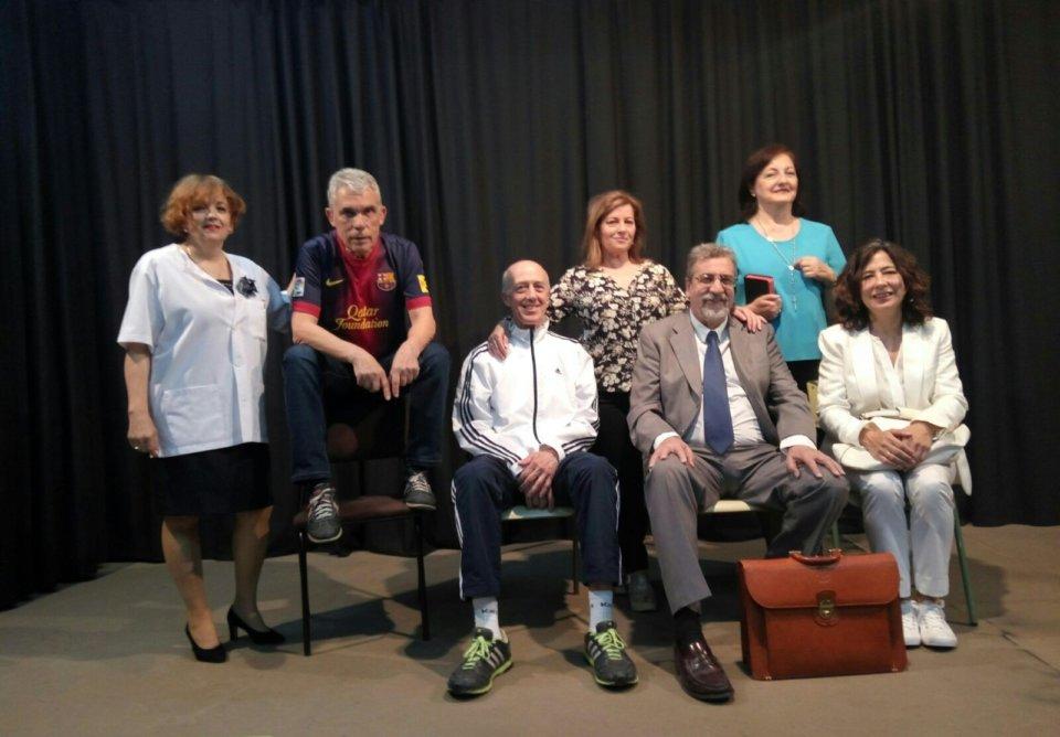 Museo de Art Nouveau y Art Déco Casa Lis Agrupación de Teatro Bambalinas Salamanca Noviembre 2018