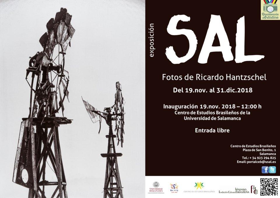 Centro de Estudios Brasileños Sal Salamanca Noviembre diciembre 2018