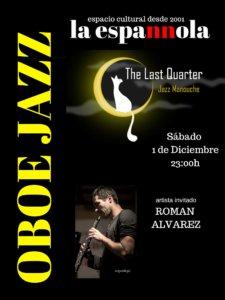 La Espannola The Last Quarter + Román Álvarez Salamanca Diciembre 2018