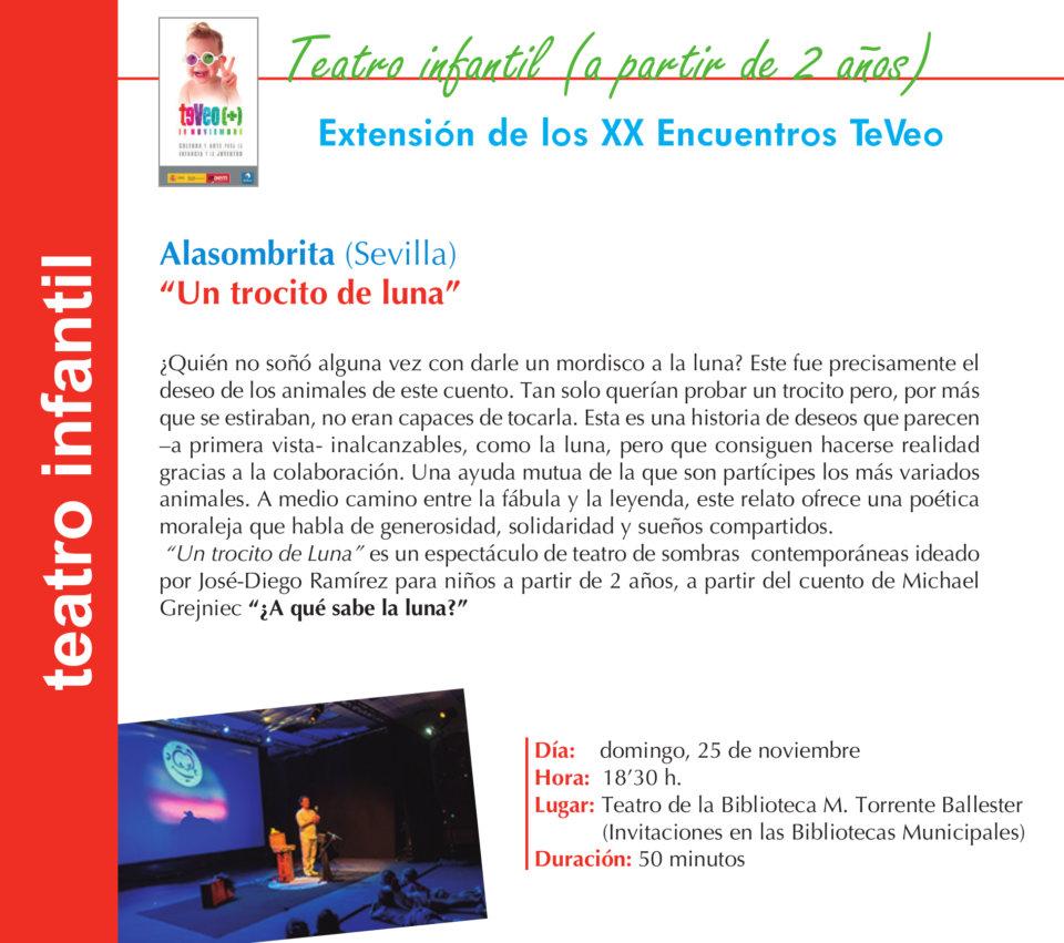 Torrente Ballester Alasombrita Salamanca Noviembre 2018