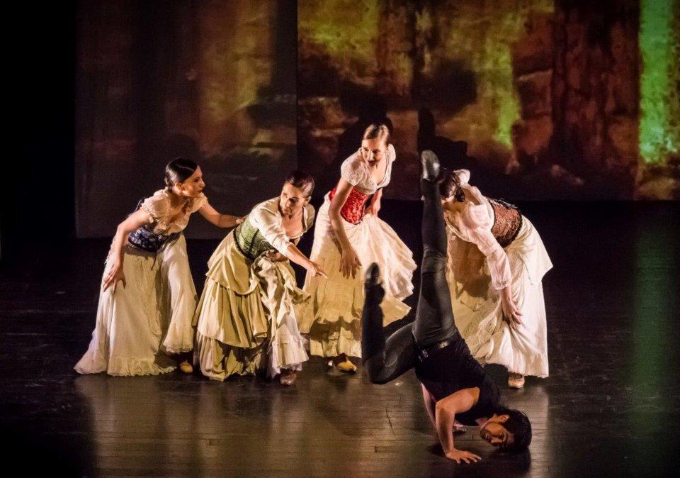 Teatro Liceo Compañía Ibérica de Danza Carmen vs Carmen Salamanca Noviembre 2018