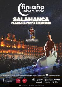 Salamanca Fin de Año Universitario Diciembre 2018