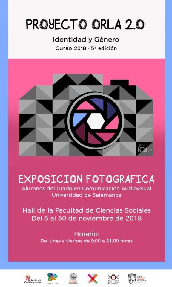 Facultad de Ciencias Sociales Proyecto Orla 2.0. Identidad y género Salamanca Noviembre 2018