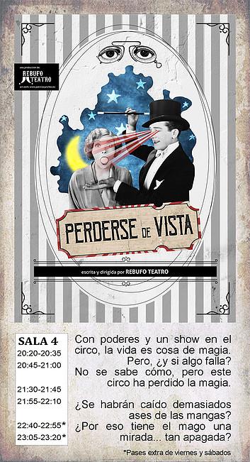 La Malhablada Perderse de vista Salamanca Noviembre 2018