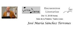 Teatro Liceo José María Sánchez Terrones Pentadrama Salamanca Noviembre 2018