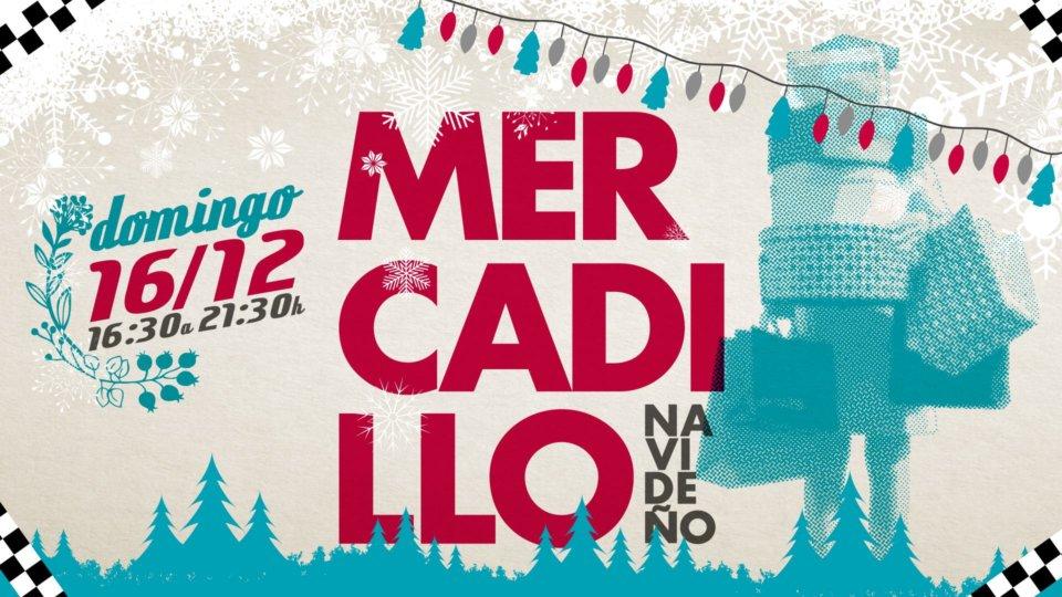 Le Garage MCC Mercadillo Navideño Salamanca Diciembre 2018