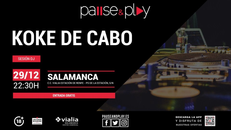 Centro Comercial Vialia Koke de Cabo Salamanca Diciembre 2018