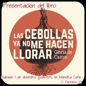 Manolita Café Bar Las cebollas ya no me hacen llorar Salamanca Diciembre 2018