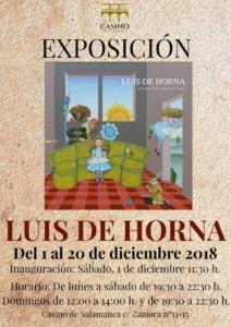 Casino de Salamanca Luis de Horna Diciembre 2018