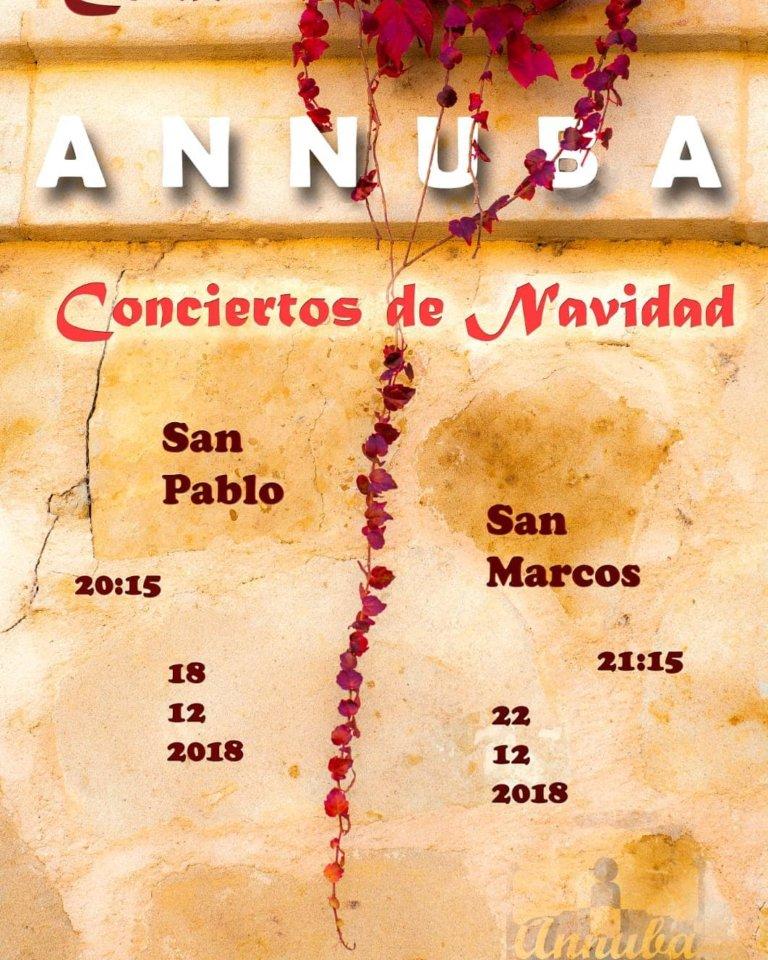 Coral Annuba Salamanca Diciembre 2018