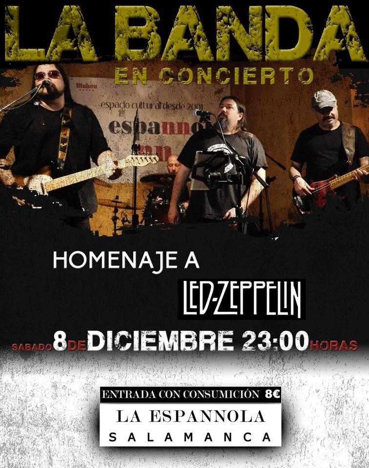 La Espannola La Banda Salamanca Diciembre 2018